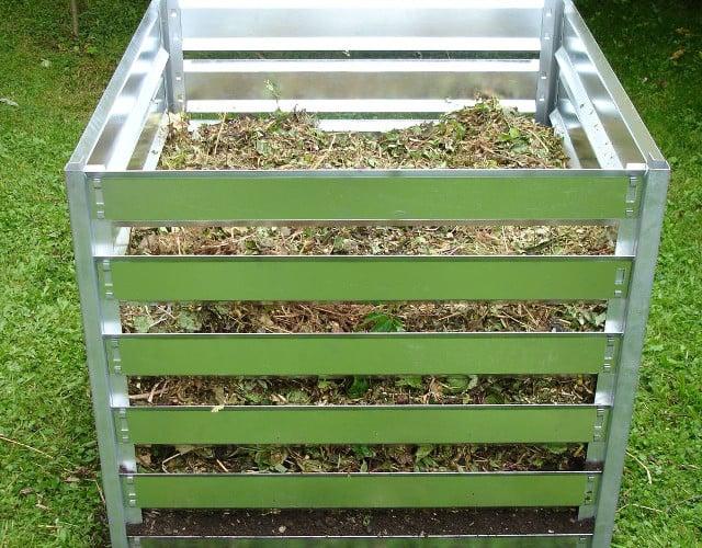 Composter per il giardino e accessori