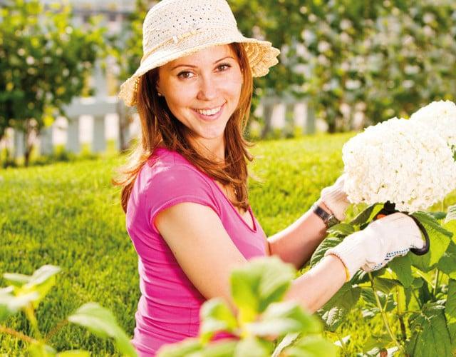 Gartenbekleidung