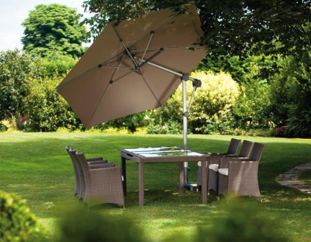 Sonnenschirme & Schirmständer