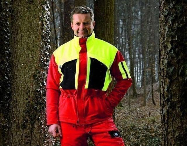 Abbigliamento forestale