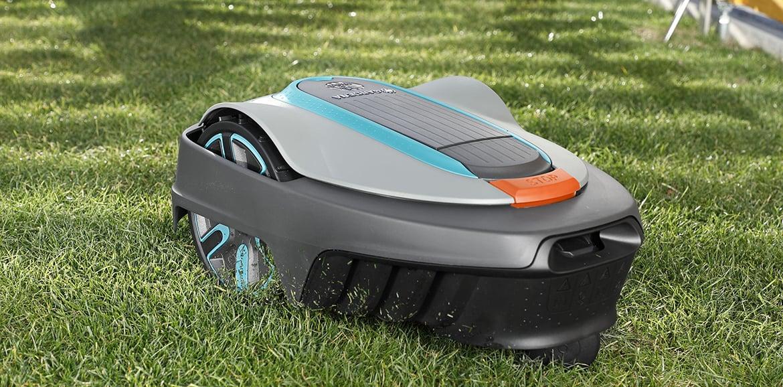 Automatizzare il taglio dell'erba
