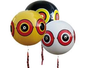 Vogelschreck-Ballone