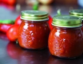 Ricetta: sugo al pomodoro fatto in casa