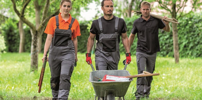 Pantaloni da lavoro: comodi, capienti e resistenti
