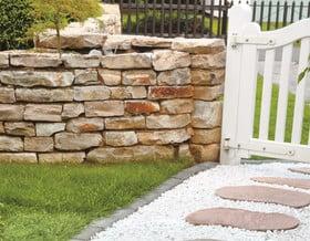 La decorazione di sentieri e giardini