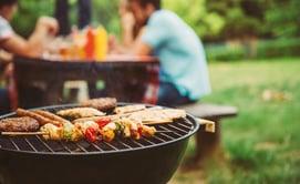 Barbecue e tempo libero