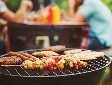 Barbecue und Freizeit