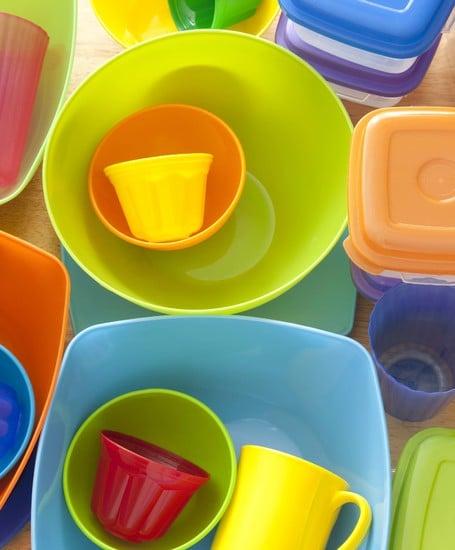 Plastikbehälter