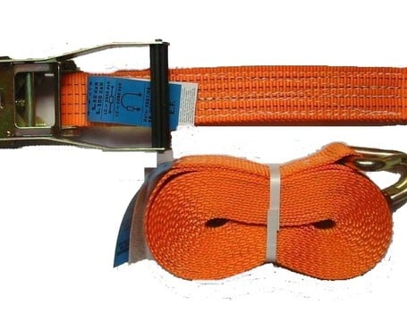 corde e cinghie a cricchetto