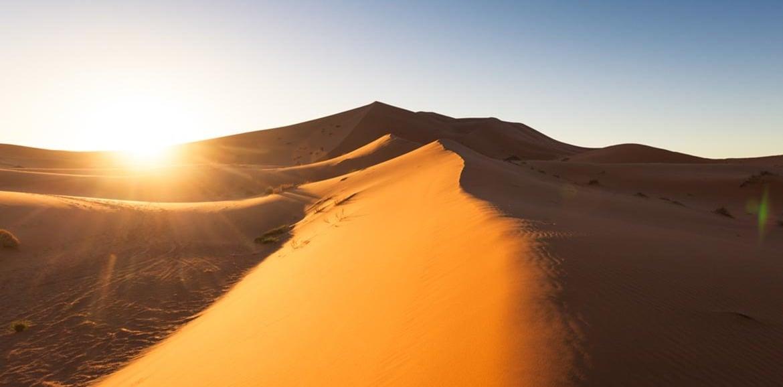 Gut für unser Ökosystem - Saharastaub